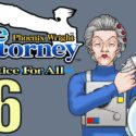 Phoenix Wright Ace Attorney: JFA -26- FRIENDLY REUNION?